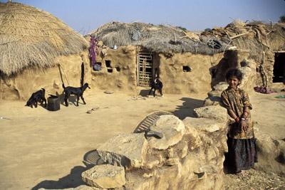 Thar Desert People Lifestyle